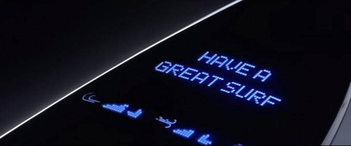 Surfable: Das Samsung Galaxy Surfboard