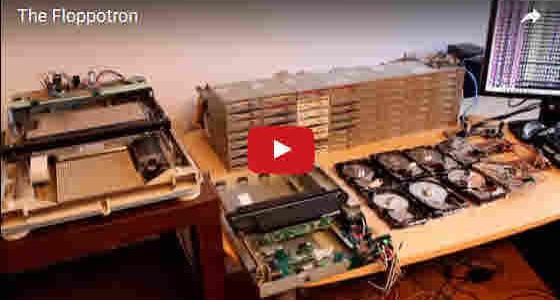 Was tun mit PC-Schrott? Nirvana spielen lassen…