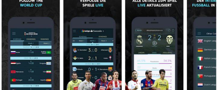 La Liga in Spanien zapft mit ihrer App die Mikrofone der Nutzer an