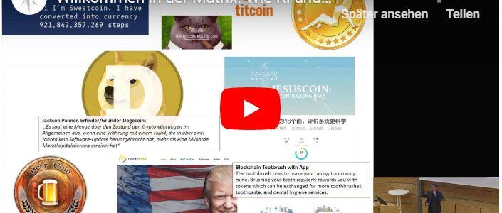 Willkommen in der Matrix! Wie KI und Blockchain in der Industrie 4.0 zusammenwachsen