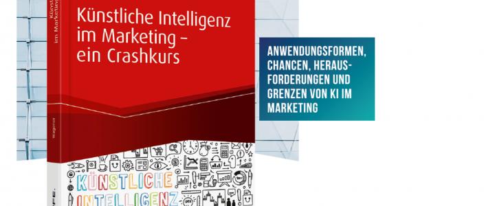 Neues Buch: Künstliche Intelligenz im Marketing