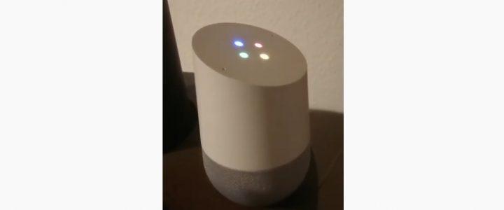 8jähriger vs. Google Home